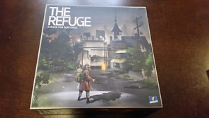 The Refuge: A Race For Survival + KS Exclusive