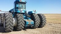 1995 9880 Ford New Holland Tractor