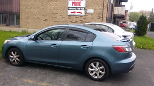 Mazda 3 2011 great condition.