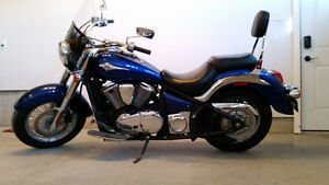 Like new 2010 Vulcan Classic ***REDUCED PRICE***