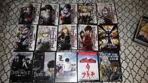 Large anime collection! 47 different!