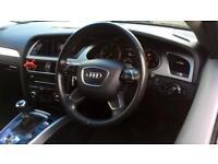 2013 Audi A4 2.0 TDIe SE Technik with SAT N Manual Diesel Saloon