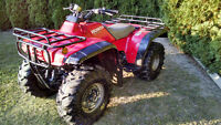 1997 Honda fourtrax 300 atv