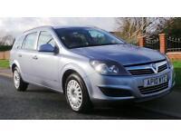 2010 Vauxhall Astra 1.7 CDTI ECOFLEX TURBO DIESEL ESTATE 5DR **£30 ROAD TAX*...