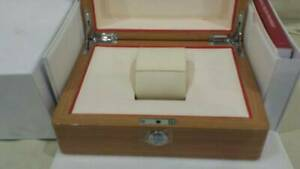 GUARANTEED AUTHENTIC OMEGA WATCH BOX WITH CARRY BAG BRAND NEW