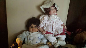 One of the most Largest Doll Collection Ever - Estate Sale