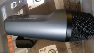 Sennhieser e602 ii mic for kick bass and more. New.