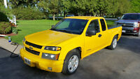 2005 Chevrolet Colorado ZQ8 Pickup Truck