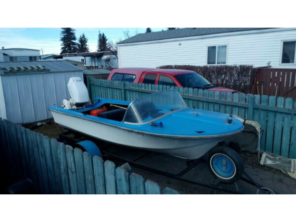 Used 1980 Other 14' Fibreglass