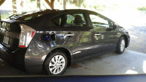 Prius 2013 hybride rechargeable