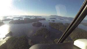 Oceanfront community titled lots for sale near Ucluelet/Tofino