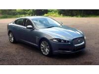 2013 Jaguar XF 3.0d V6 Portfolio (Start Stop) Automatic Diesel Saloon