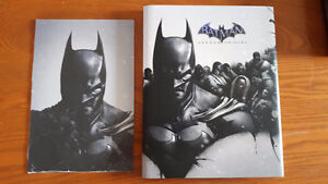 batman arkham origins collector's edition guide