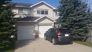 2 Bedroom Town House front Attached Garage Corner house
