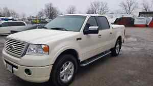 2008 Ford F-150 Limited 4x4 Crew Cab