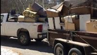 587-408-4535 Junk Removal Garbage Trash Landfill Dump Runs $20+