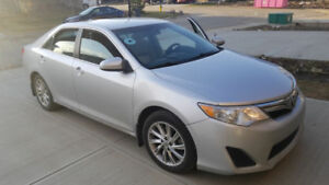 TOYOTA CAMRY 2013 FOR SALE bluetooth ,back up camera