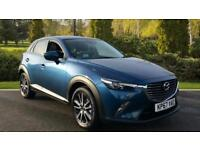 2017 Mazda CX-3 1.5D Sport Nav Manual Diesel Hatchback