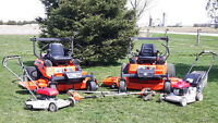 A1 Lawn and grass cutting services