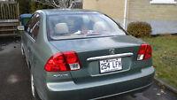 2003 Honda Civic dx Berline
