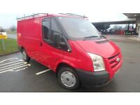 2007 Ford Transit 2.2TDCi Duratorq 260S ( Low Roof ) 260 SWB 154205 miles NO VAT