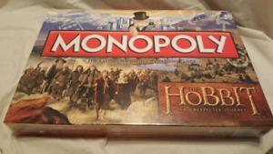 Hobbit Monopoly