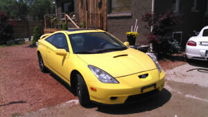 Toyota Celica GT 2002 -All Original & in Awesome Condition !