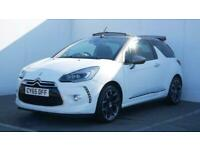 2015 DS DS3 1.6 THP DSport 2dr Sports petrol Manual