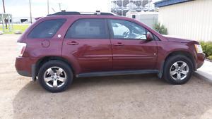 2009 Pontiac torrent GT