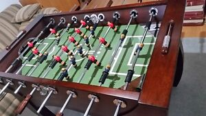 Sportcraft AMF Torino Foosball Table - near mint