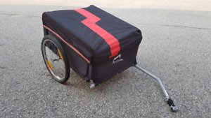 Light-weight Bike Trailer with Cover