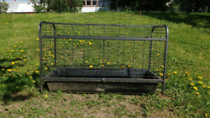 Metal rabbit/guinea pig cage for sale