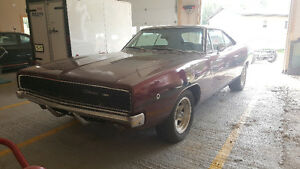1968 charger for sale!