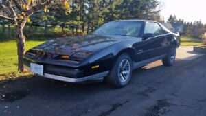 1986 Pontiac Firebird Coupe (2 door)
