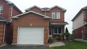 Bowmanville House Rental-Available November 1st