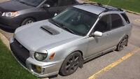 2003 Subaru Impreza WRX Familiale