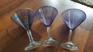 Martini glasses Kitchener / Waterloo Kitchener Area image 2
