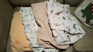 REDUCED!! - Full Crib set, accessories etc... London Ontario image 4