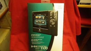 Harmony 1100 universal remote Cambridge Kitchener Area image 1