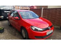 Volkswagen Golf 6 S 1.4 TSI 122PS 5dr lady owner-from new