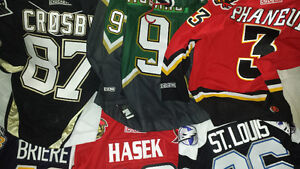 chandails LNH NHL jersey Crosby stamkos et compagnie