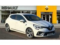 2019 Renault Clio 1.0 TCe 100 RS Line 5dr Petrol Hatchback Hatchback Petrol Manu