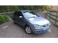 Vauxhall/Opel Corsa 1.2i 16v 2005MY SXi