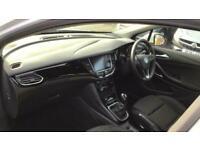 2018 Vauxhall Astra 1.0i Turbo ecoTEC SRi Nav (s/s) 5dr Hatchback Petrol Manual