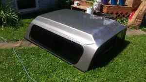Overland truck cap from 2001 S10 ext cab