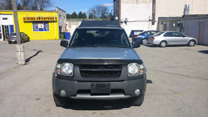 2003 NISSAN XTERRA SE 4X4 SUPERCHARGED FULL LOAD ETESTED