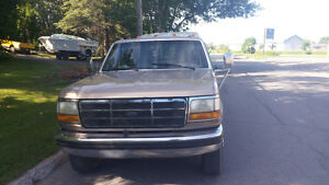 1993 Ford F-250 Camionnette