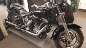97  Harley Davidson Fatboy