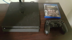 Ps4 slim and ww2