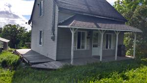 Maison a vendre a louer